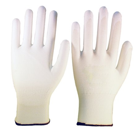Seamless nylon glove, 12 pairs
