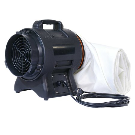 Basic 750 axial fan air blower