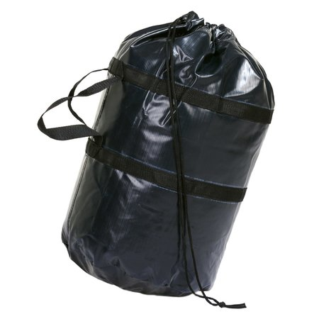 Carrying bag for air hoses, 50 x 45 cm, black with...