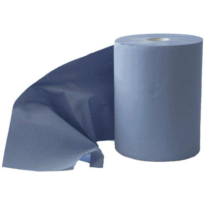 Blue cleaning paper, three layers, 1,000 sheets