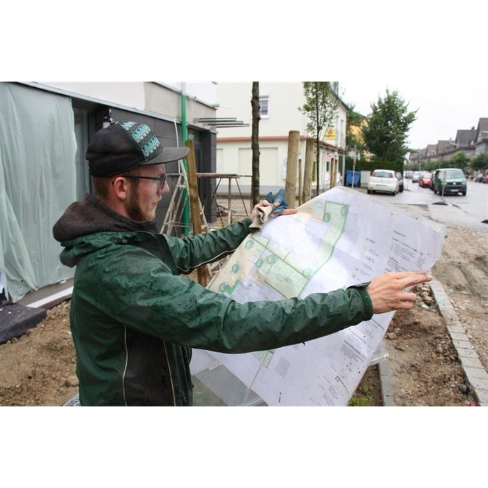 Blueprint sleeves test package SMALL