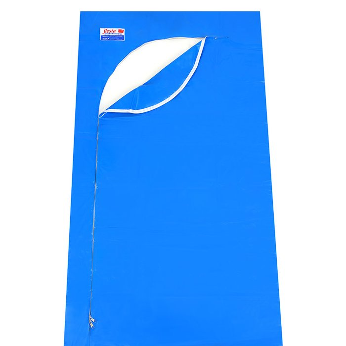 Flesta professional dust protection door 1.20 x 2.20 m, model 2 (with passageway)
