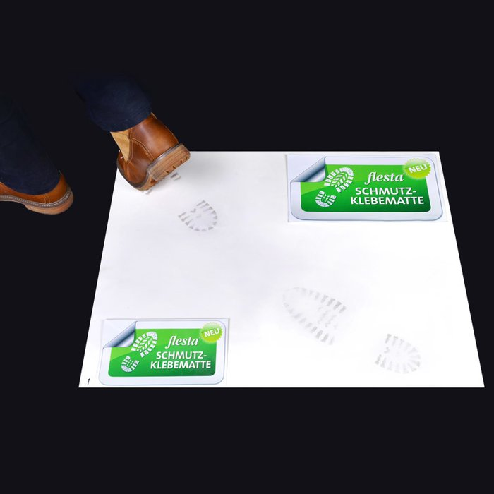 flesta dirt mat, dust mat, 60 adhesive sheets