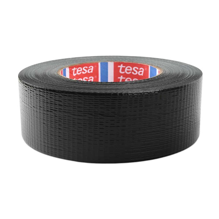 Tesa textile tape for delicate surfaces, 5 cm x 50 m