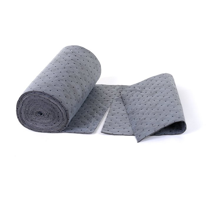 Absorption mat, leakage roll 40 cm x 10 m